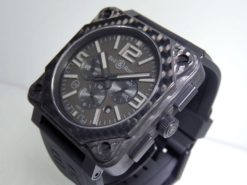 Bell And Ross Watches >> Details About Bell Ross Phantom Br 01 94 C Pilot Carbon Fiber Ltd 46x46mm 9 900 Lnib