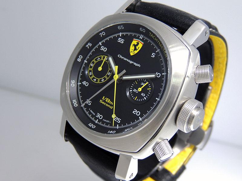 Panerai Ferrari Scuderia Chronograph 1 8 Split Second Fer0025 45mm 20 900 Nib Ebay